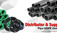HDPE Pipe & PPR Pipe